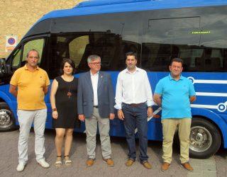 La nueva empresa del autobús urbano incluye paradas en el Polígono San Rafael, Las Hazas y el Cementerio