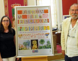 Presentado el cartel anunciador de la Feria 2018