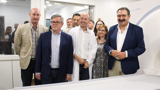 La nueva resonancia magnética de la GAI de Hellín estará operativa a final de mes