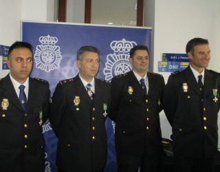 El CNP conmemora la festividad de sus patrones los Ángeles Custodios