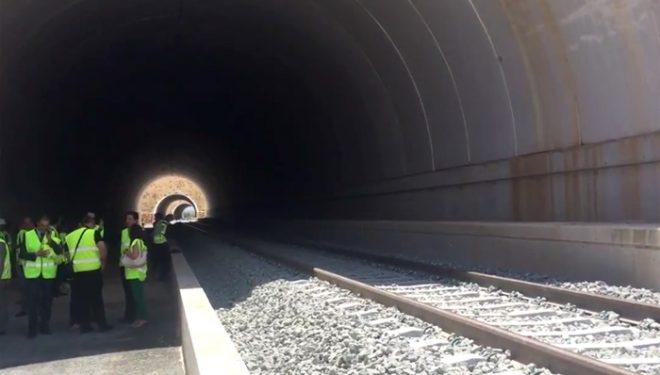 El presidente de Renfe confirma que el tren híbrido Madrid-Cartagena tendrá paradas en Hellín