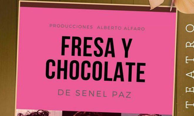 Fresa y Chocolate.