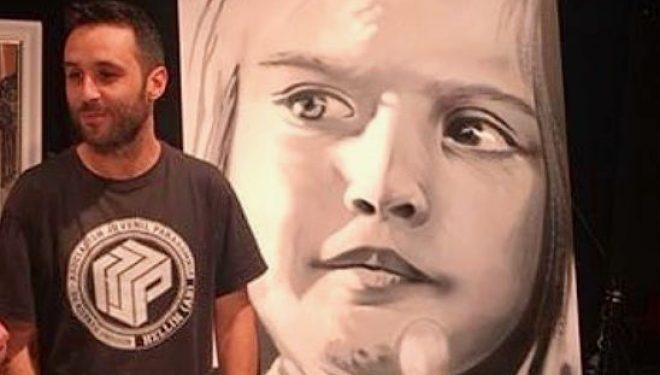 Juan Gabriel Jerez será el autor del cartel de la Tamborada 2019