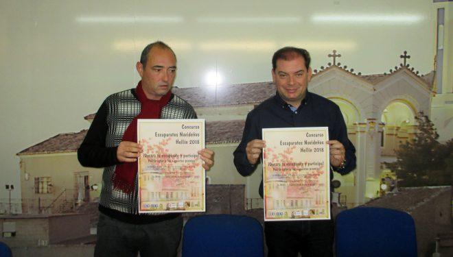 Convocada una nueva edición del Concurso de Escaparates Navideños