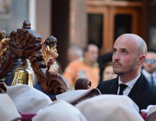 Víctor García, elegido presidente de la Asociación de Cofradías y Hermandades