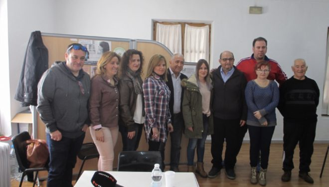 Juan Fernández nuevo presidente de la Federación de Asociaciones de Vecinos de Hellín