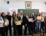 """Entregados los diplomas de los cursos realizados por Cáritas y la Fundación """"El Sembrador"""""""