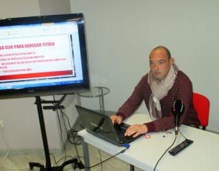 Juan Antonio Andújar hace balance  de las políticas de empleo del equipo de gobierno