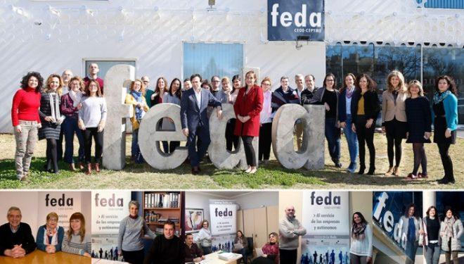 FEDA asume el compromiso de un Plan de Igualdad de oportunidades entre hombres y mujeres 2019-2022