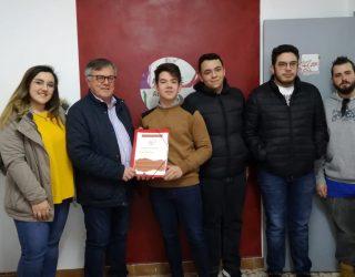 """Juventudes Socialistas entrega al PSOE las conclusiones de su campaña """" ¿Qué ciudad quieres vivir?"""""""