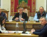 Los presupuestos municipales salieron adelante, como en ocasiones anteriores, con los votos del PSOE e IU