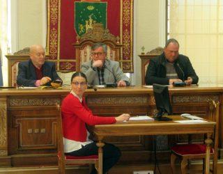 25 minutos fueron suficientes para resolver los asuntos del Pleno del mes de enero