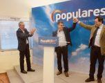 Manuel Serena ya es oficialmente candidato por el PP a la alcaldía de Hellín