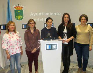 Las concejalas de PSOE, PP e IU contraatacan a María Jesús López
