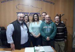 VOX se reúne con la Asociación Nacional de Empresas de Transporte