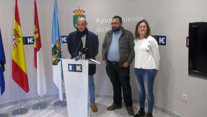 """Pablo Cánovas, ganador del concurso de  microrelatos """"Hellín, 120 de ciudad"""""""