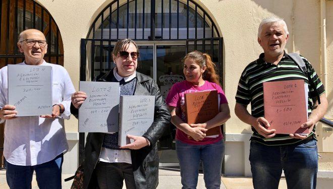 La Agrupación Electores Hellín consigue las 500 firmas necesarias para presentarse a las elecciones locales