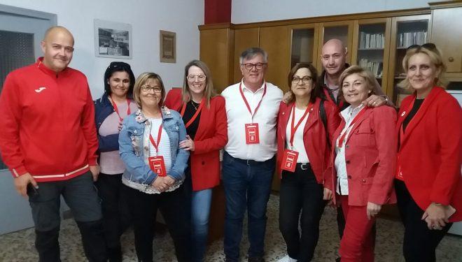 Ramón García muy satisfecho de la recuperación de la hegemonía del PSOE a nivel nacional