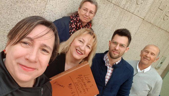 Agrupación Electores Hellín continúa trabajando en el mismo proyecto tras aceptarse su candidatura