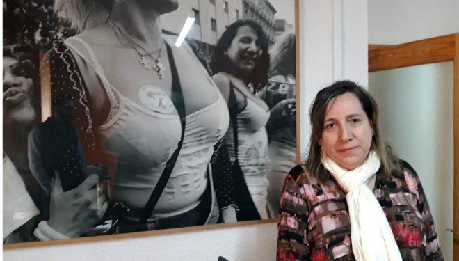 María Jesús López acusa a la diputada provincial, Francis Rubio, de su salida de Ciudadanos