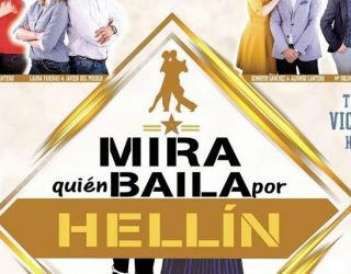 """Presentación  de la gala """"Mira quién baila por Hellín"""", el día 10 de mayo en el Teatro Victoria"""