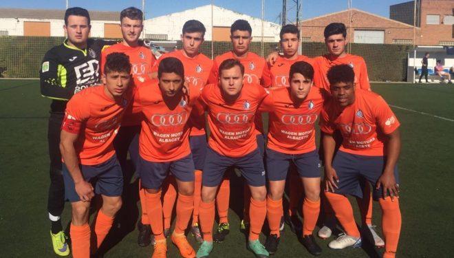 Alpera no compareció ante el Hellín Juvenil, proclamado ya campeón de la Liga Provincial