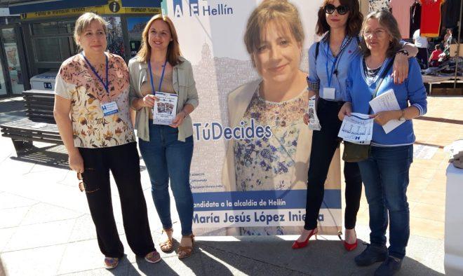 Agrupación Electores Hellín / EFDH.