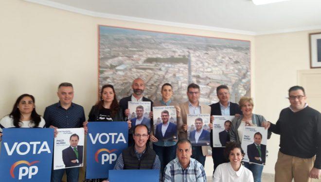Comienza la campaña electoral con la tradicional pegada de carteles y las declaraciones de los candidatos