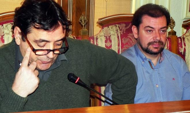 Juan Carlos Marín y Javier Morcillo