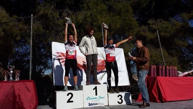 Clara Valcárcel Simarro consigue el segundo puesto en el Asalto al Pico del Buitre