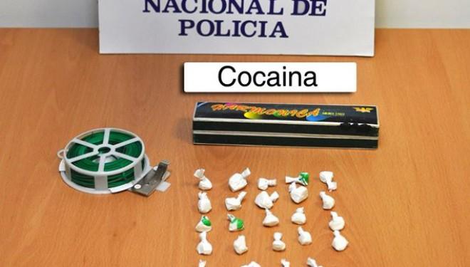 Un joven de nacionalidad marroquí es detenido en Hellín, acusado de tráfico de drogas