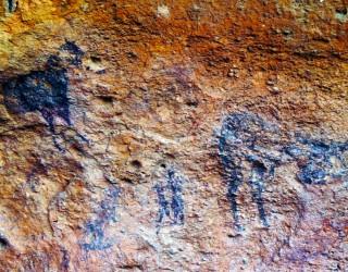 El conjunto rupestre albaceteño de Minateda, en Hellín, abre nuevas perspectivas de estudio dentro del arte prehistórico del Arco Mediterráneo de la Península Ibérica