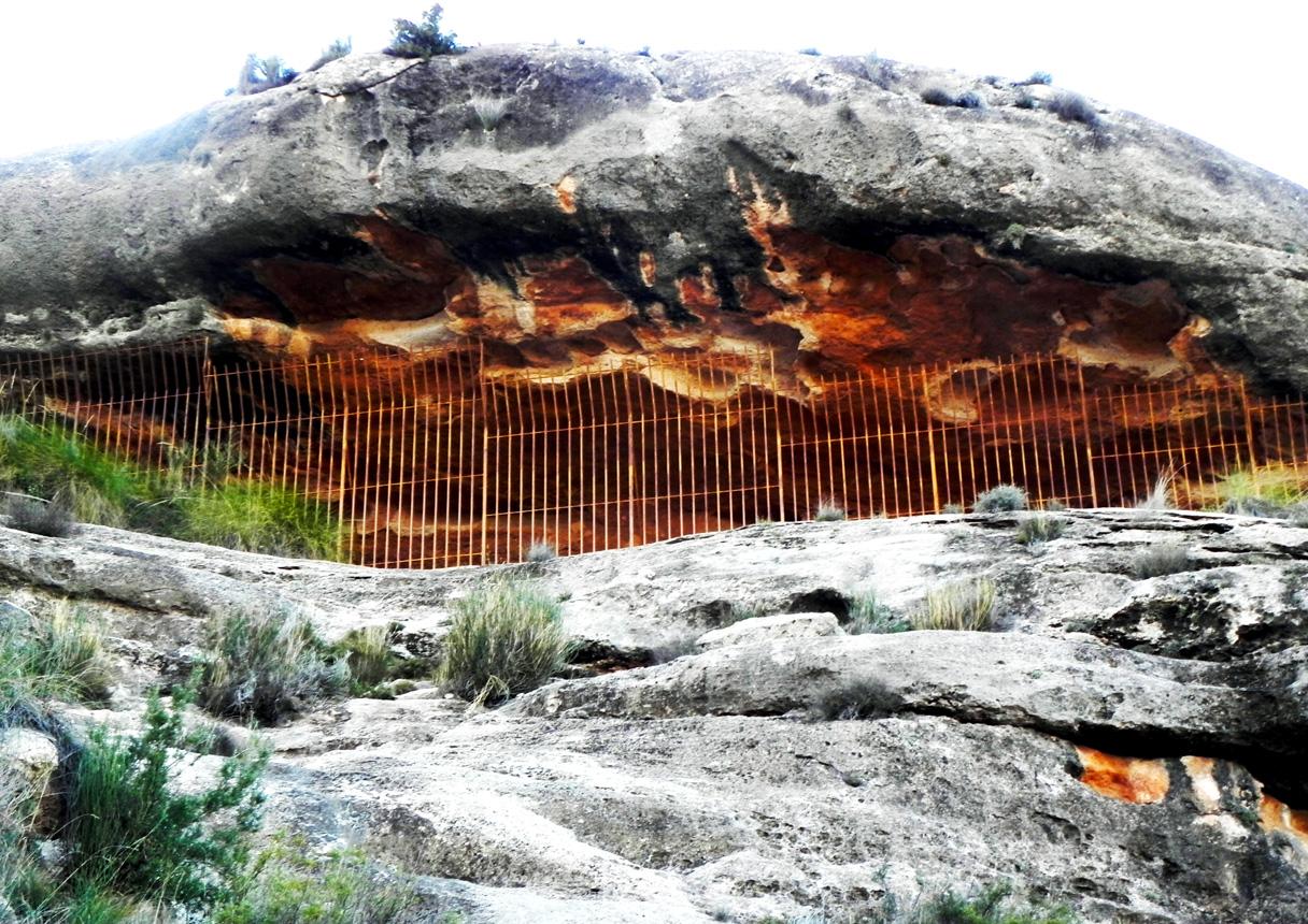 Conjunto rupestre albaceteño de Minateda