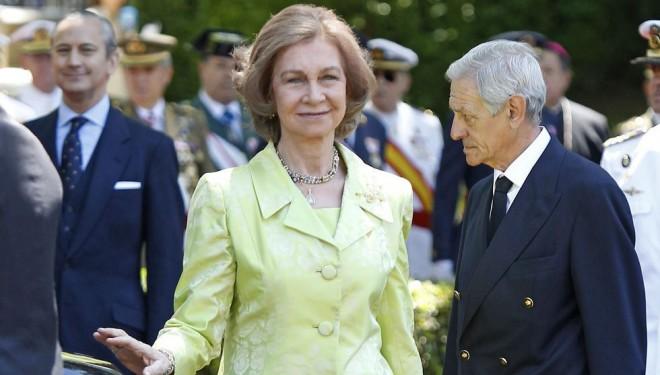 La Reina Sofía visitará la Comunidad de Hermanos Franciscanos de la Cruz Blanca el próximo 25 de marzo