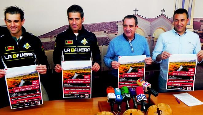 Primera carrera de montaña en homenaje a la Sierra de los Donceles