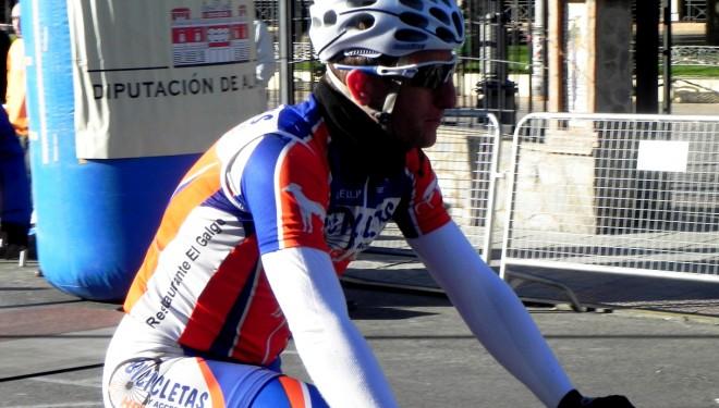 Enrique Boluda nuevo líder del Circuito