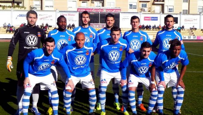 Injusta derrota del Hellín Deportivo en Albacete