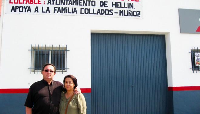 Los problemas de la familia Collados Muñoz  continúan