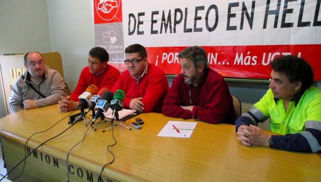 Los trabajadores de la empresa encargada de la limpieza viaria y recogida de basuras anuncian una huelga