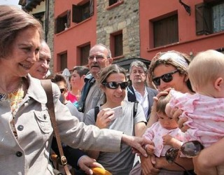 Suspendida la visita de la Reina Sofía a la ciudad