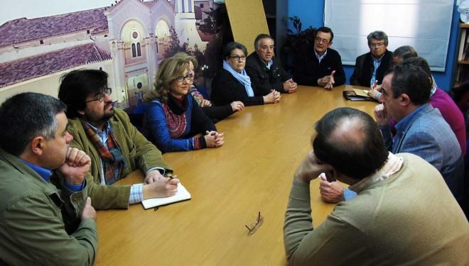 Importante reunión para buscar soluciones al problema del Convento de los Franciscanos