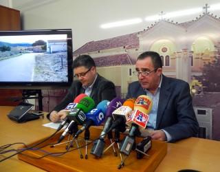La Diputación invertirá 100.000 euros en arreglar de la carretera  Hellín-Agra