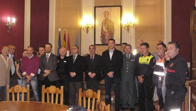 Se reúne la Junta Local de Seguridad para coordinar las acciones a seguir con motivo de la Semana Santa de Hellín
