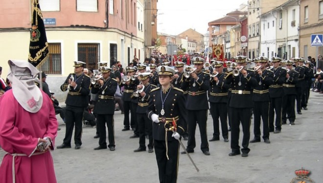 Concierto extraordinario de la banda de la Cofradía de la Virgen del Dolor