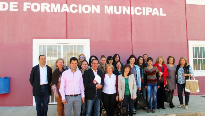 Presentación del Programa de Empleo Femenino en el Medio Rural