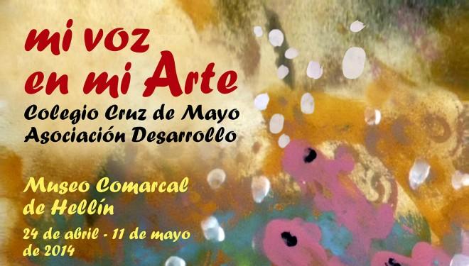 Exposición Colegio de Educación Especial Cruz de Mayo y Asociación Desarrollo