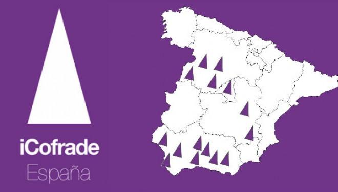 Lanzamiento de iCofrade en Hellín a través de la aplicación para móviles iPhone y Android