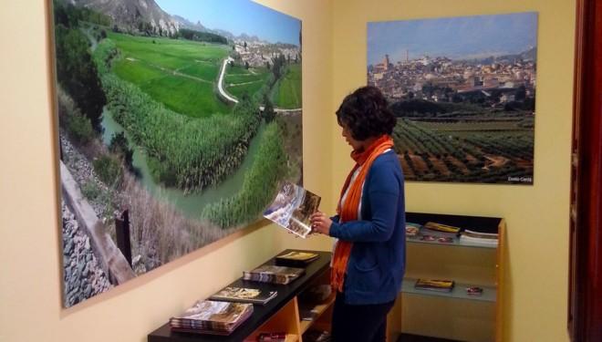 Se abre el punto de información en la Oficina Turística del Ayuntamiento de Hellín