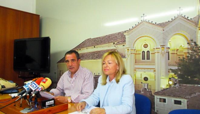 Manuel Mínguez y Juani Sorio explicaron los nuevos proyectos en temas de educación