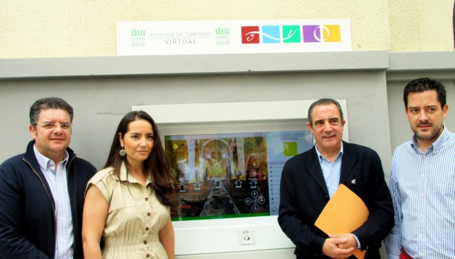 Inaugurada la Oficina Virtual de Turismo